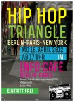 Berlin nyc paric flyer