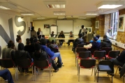 Young people Debate session